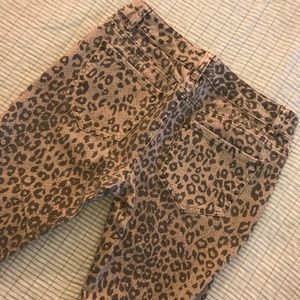 Caché Printed Jeans